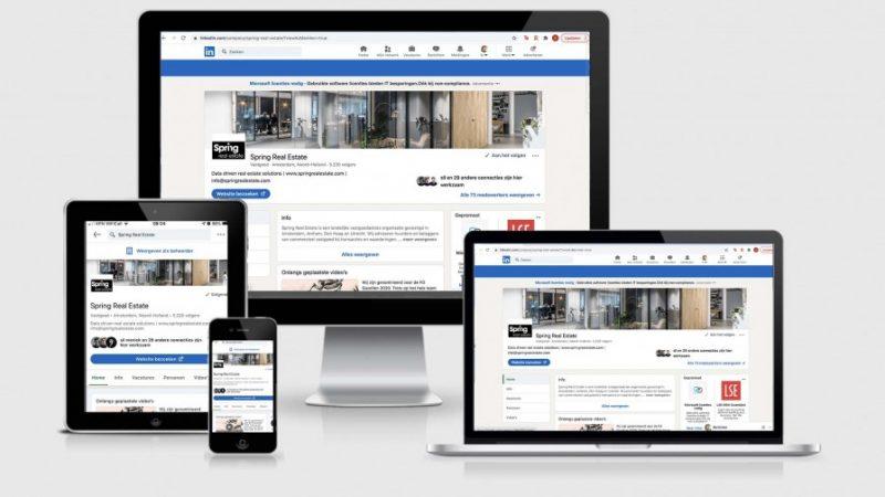 Spring Real Estate LinkedIn